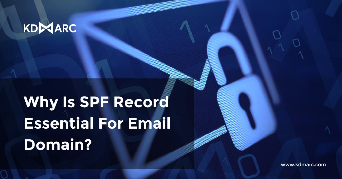 Why is SPF Record Essential for Email Domain?