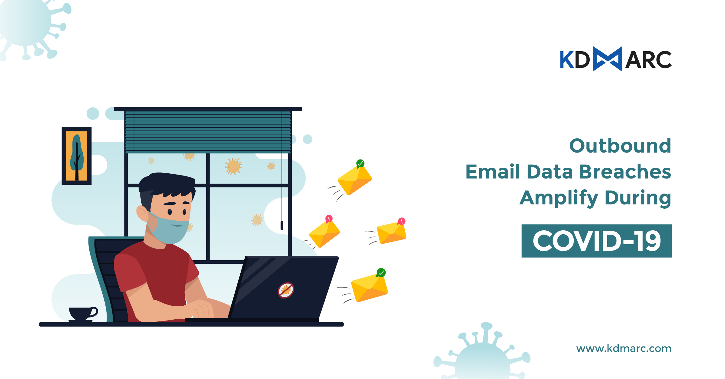 Outbound Email Errors Lead to 93% Increase in Data Breaches
