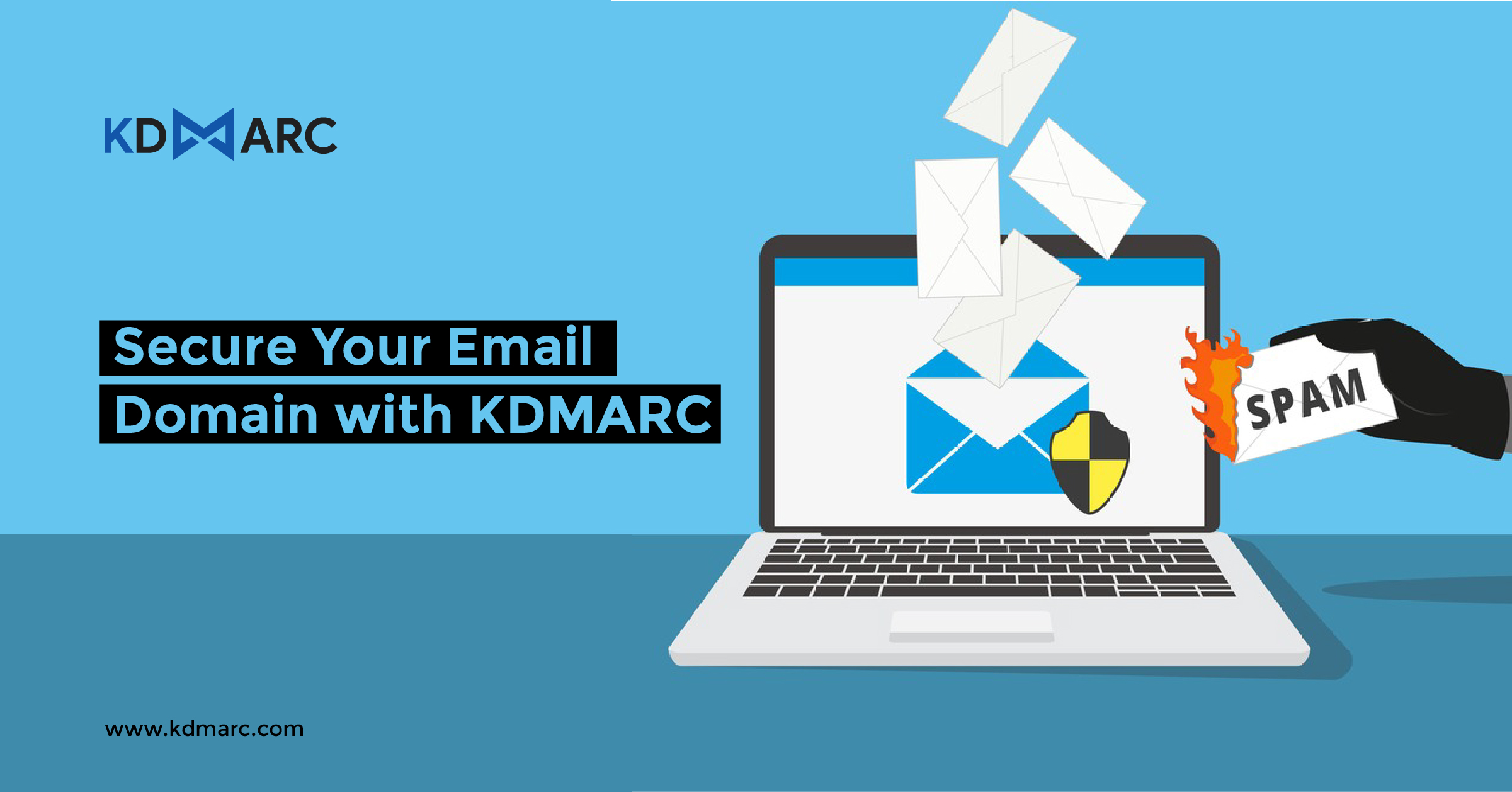 Secure Email with KDMARC