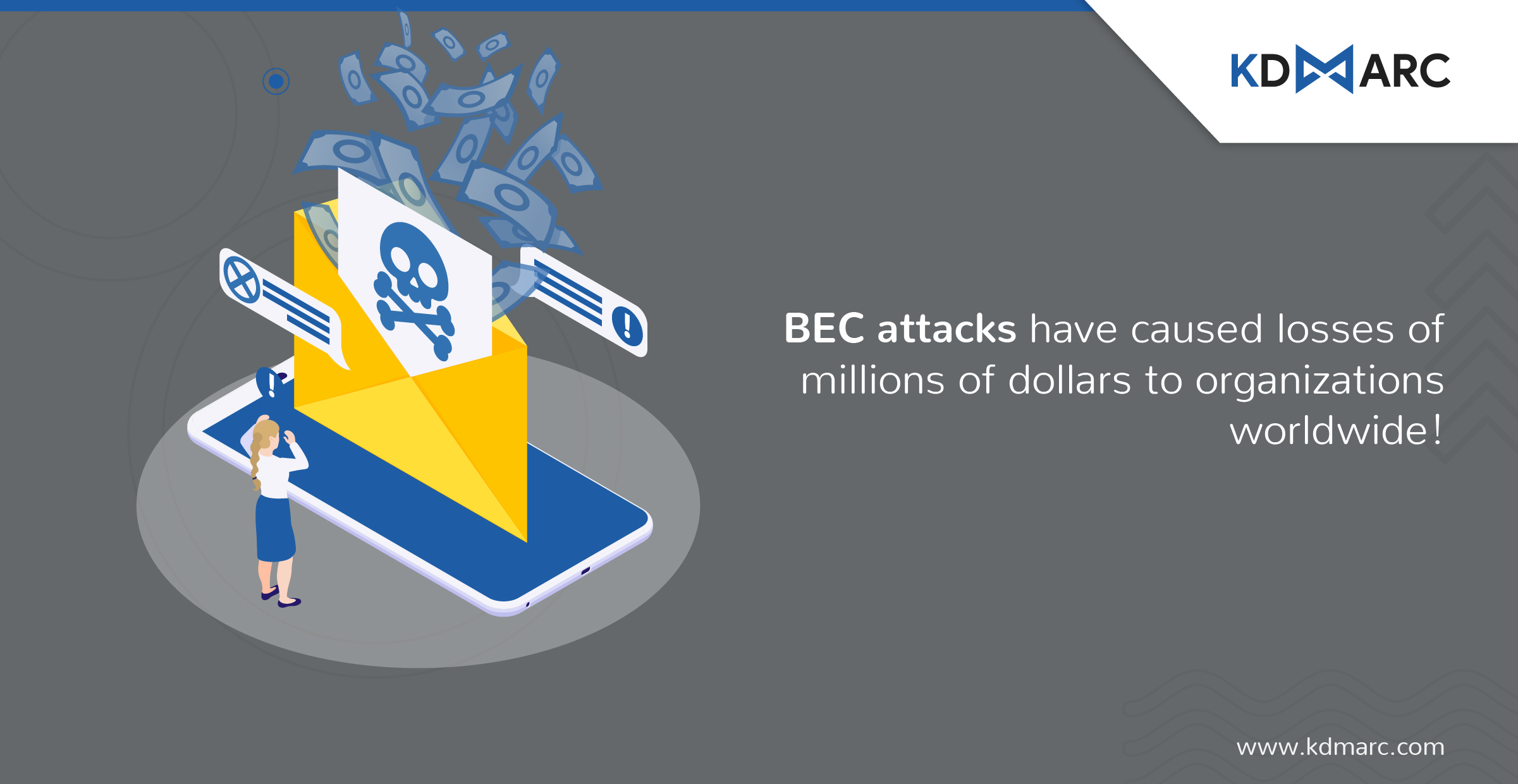 Real-life examples of BEC attacks